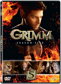 Grimm Season 5 (DVD)