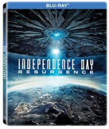 Independence Day 2 Steelbook (3D Blu-ray)