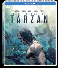 The Legend Of Tarzan Steelbook (3D & 2D Blu-ray)