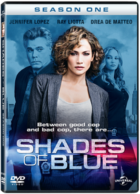 Shades Of Blue Season 1  (DVD)