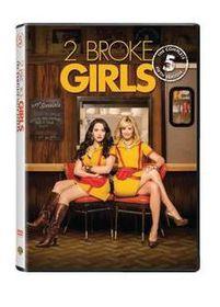 2 Broke Girls Season 5 (DVD)