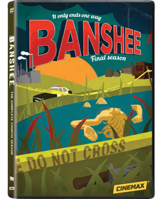 Banshee Season 4 (DVD)
