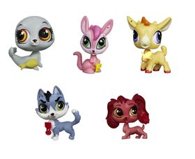 Littlest Petshop Singles B *Blink Box.Characters May Vary*