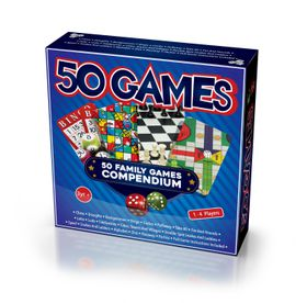 Games/Family 50 Game Compendium