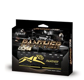 Apacer Black Panther 8GB DDR4-2133MHz DIMM Desktop Memory