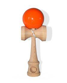 Kendama Traditional Hand Toy - Orange