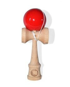 Kendama Traditional Hand Toy - Red