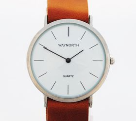 Way North Watches:  Classic - Tan