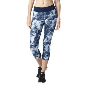 Women's adidas Three-Quarter Graphic Tights