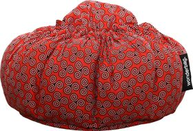 Wonderbag - Non-Electric Portable Slow Cooker - Small African Batik Red