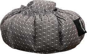 Wonderbag - Non-Electric Portable Slow Cooker - Medium African Batik Grey