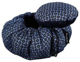 Wonderbag - Non-Electric Portable Slow Cooker - Medium Traditional Blend Blue