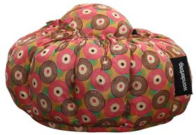 Wonderbag - Non-Electric Portable Slow Cooker - Large African Batik Beige