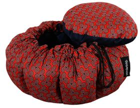 Wonderbag - Non-Electric Portable Slow Cooker - Large Traditional Blend Red