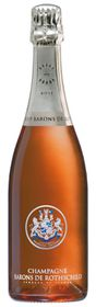 Barons de Rothschild - Brut Rose - 6 x 750ml