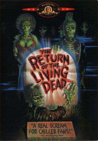 The Return of the Living Dead - (DVD)