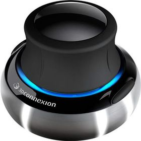 3Dconnexion Space Navigator - 3D Mouse/Input Device For 3D Application