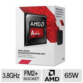 Amd Socket Fm2 ( Kaveri Apu ) A8-7600 With Gpu