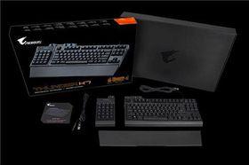 Aorus Thunder K7 Laser Gaming Keyboard