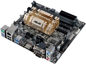 Asus N3150I-C With Cpu