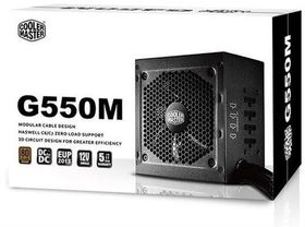 Cooler Master 550W Gm Series Modular
