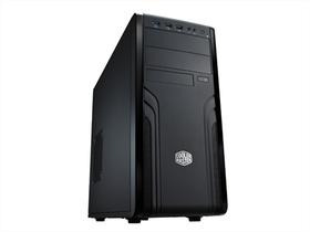 Cooler Master Force 500 Desktop Case; Black; 500W Psu
