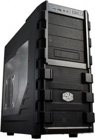 Cooler Master Haf 912 Combat Desktop Case; Black; Windowed