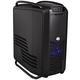 Cooler Master Cosmos Ii Desktop Case; Black