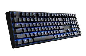 Cooler Master Storm Quickfire Xti Dual Led Mechanical Gaming Keyboard; Brown