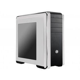 Cooler Master693 Desktop Case; White; Windowed