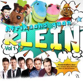 Afrikaans Gaan Klein (CD)