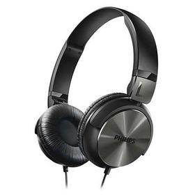Philips SHL3160BK Headphones - Black