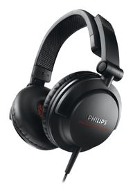 Philips SHL3300 DJ Headphones - Black