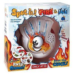 Spot It Fire & Ice