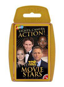 Top Trumps - Movie Stars