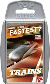 Top Trumps - Passenger Trains