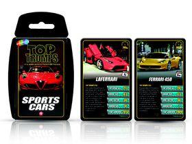 Top Trumps - Sports Cars