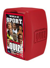 Top Trumps Quiz: Sports