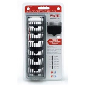 Wahl Black Haircutting Comb Set