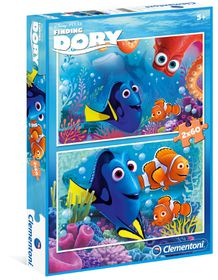 Disney Finding Dory 2 x 60 Piece Puzzle
