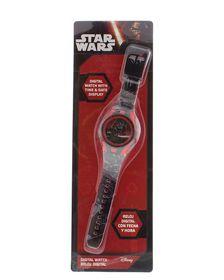 Star Wars Sport Digital Watch - Darth Vader
