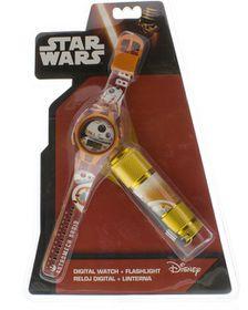 Star Wars Vii Set Digital Watch - BB-8