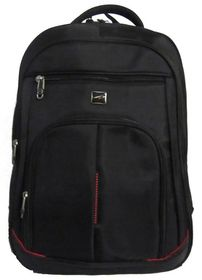 Power Land Laptop Backpack - Black (BH-S140184)