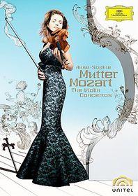 Mozart - Violin Concertos (DVD)