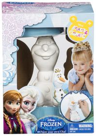 Disney Frozen Paint Your Own Olaf
