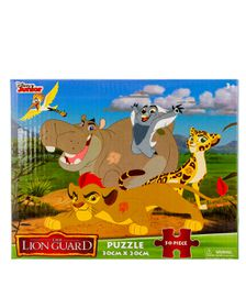 Disney The Lion Guard 50 Pieces Puzzle