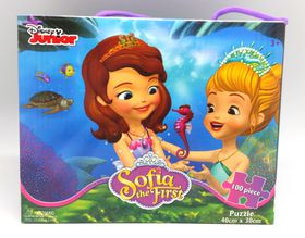 Disney Sofia The First 100 Pieces Puzzle