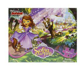Disney Sofia The First - 50 Pcs Puzzle