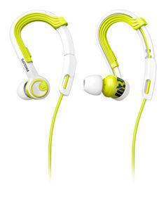 Philips SHQ3400 Actionfit Headphone - Lime