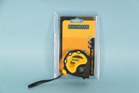 Kaufmann - 3 x 16mm CR90 Tape Measure